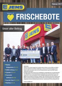 EDEKA Jens Marktzeitung Februar 2017