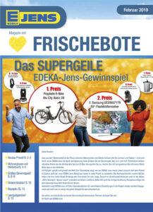 EDEKA Jens Marktzeitung Februar 2019