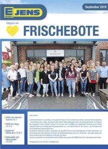 EDEKA Jens Marktzeitung September 2019