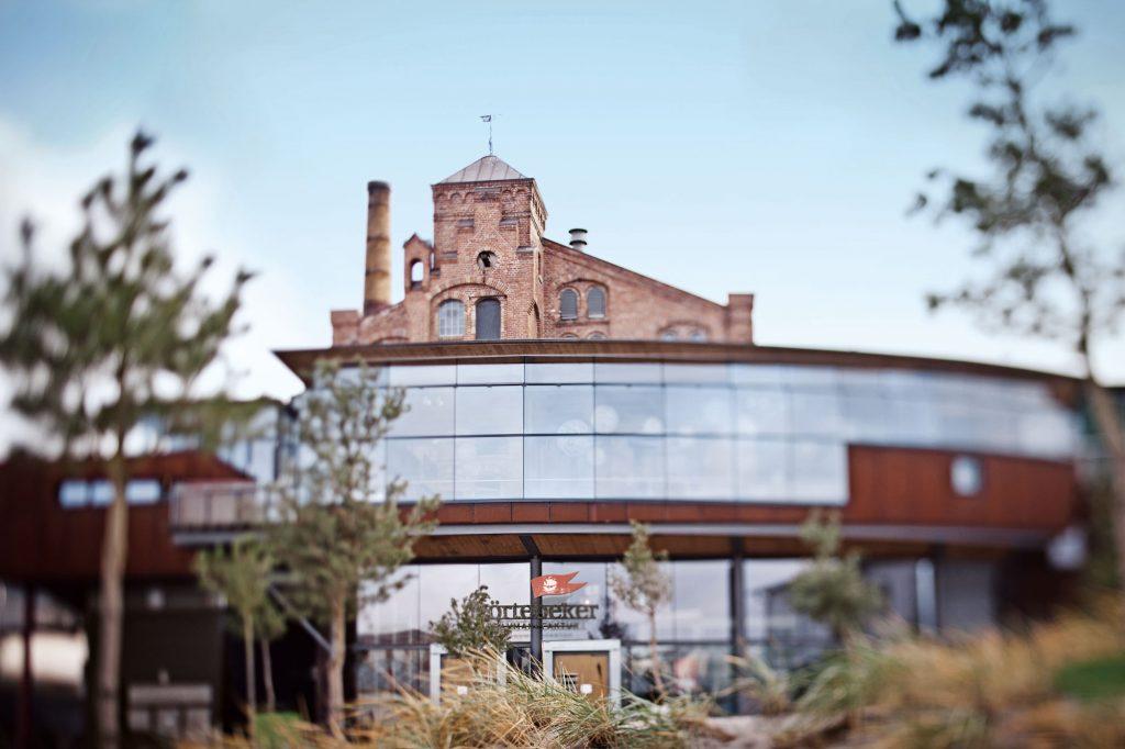 Störtebeker Brauerei Gebäude