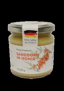 Hanse Honig Sanddorn