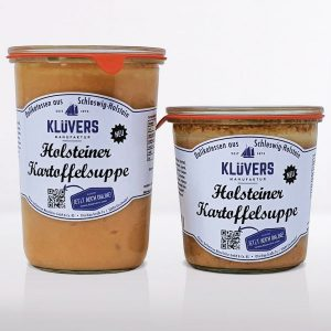 Klüvers Manufaktur Holsteiner Kartoffelsuppe