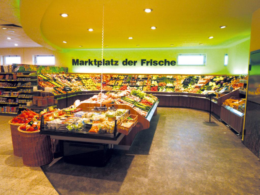 EDEKA Jens Born Marktplatz der Frische