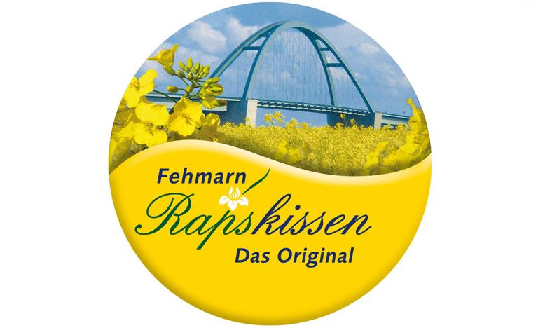 Fehmarn Rapskissen Logo