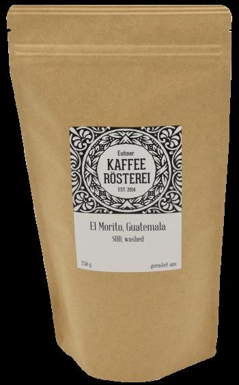 Eutiner Kaffee Rösterei El Morito Guatemala SHB washed